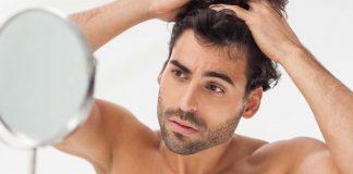 La caduta dei capelli e le cause