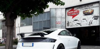 Marmitte personalizzate per auto sportive