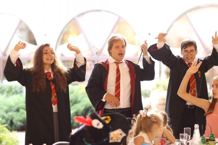 Una festa magica; a tema … Harry Potter!